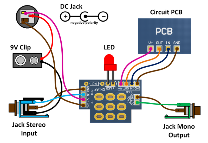 Remarkable 3Pdt Wiring Pcb Wiring Diagram Tutorial Wiring 101 Capemaxxcnl