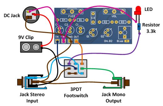 Fuzz Face Wiring V Dc Jack on dc jack repair, dc power jack pinout, dc power jack connectors, dc power jack schematic, dc wiring cacle, dc wiring color, dc jack parts, dc home wiring,