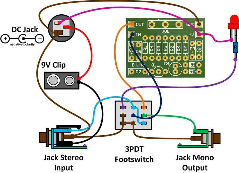 Pedal Wiring Diagram | Wiring Diagram on
